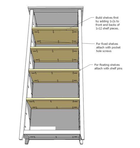 Adjustable-Shelf-Plans