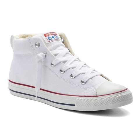 Adult Converse All Star Chuck Taylor High-top Sneakers Optic White