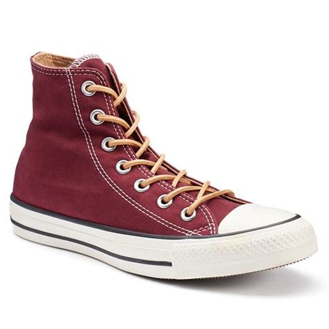 Adult Converse Chuck Taylor All Star Peached Canvas High-top Sneakers