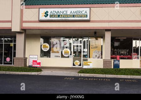 Advance America Cash Advance Centers Stock