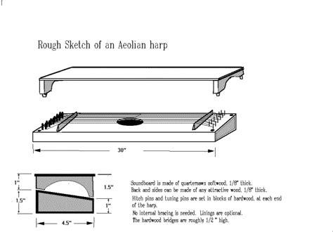 Aeolian-Harp-Woodworking-Plans