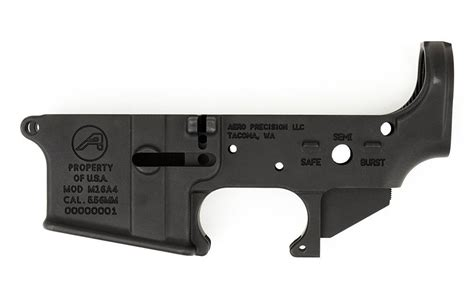 Aero Precision Stripped Ar15 Lower Receiver Special Edition M16a4 And Installing Aero Precision Ultralight 30mm Scope Mount