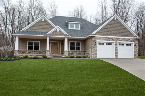Affordable Craftsman Style House Plans