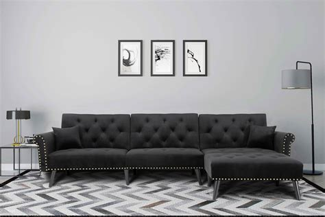 Affordable L Shaped Sleeper Couch