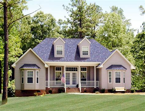 Affordable-Country-House-Plans