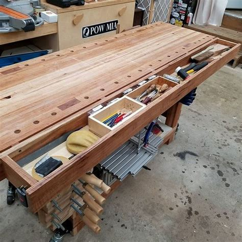 Affordable-Woodworking-Workbench