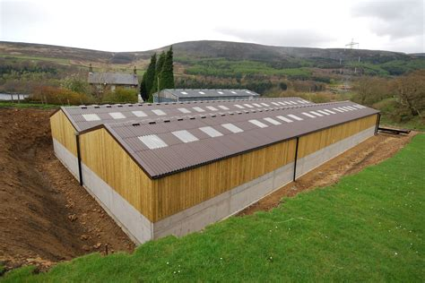 Agricultural Shed Construction