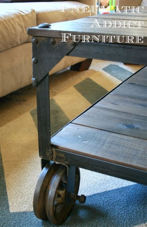 Aiden Coffee Table Diy Projects
