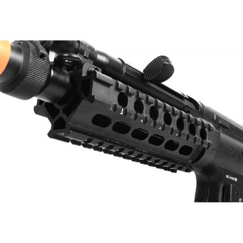 Aim Sports Mp5 Rail Hand Guard And Airsoft Mp5 Red Dot Sight