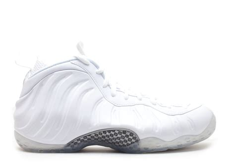 Air Foamposite One White Metallic Silver (314996-100)