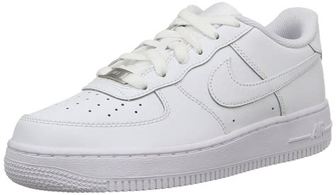 Air Force 1 (GS) Big Kids Sneakers White/White 314192-117