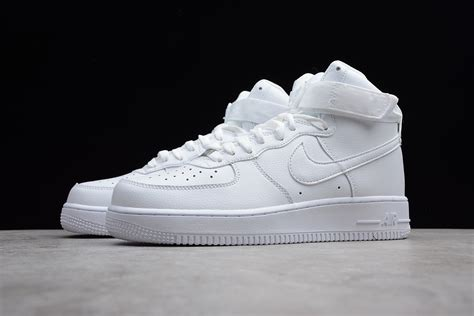 Air Force 1 High '07 Men's Shoes White/White 315121-115