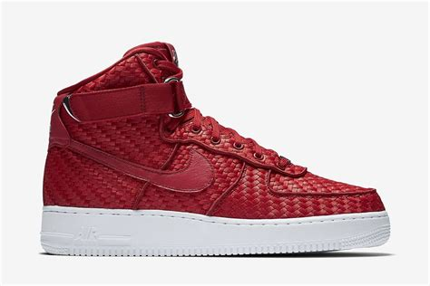 Air Force 1 High '07 mens fashion-sneakers bstn_315121-610_10 - University Red/Team Red-White