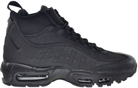 Air Max 95 Men's Water-Resistant Sneakerboot Black/Black 806809-002