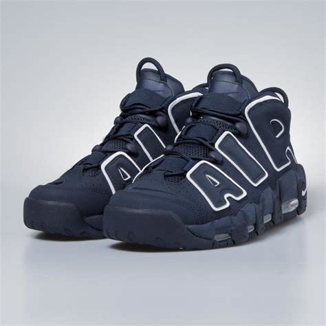 Air More Uptempo 96 Obsidian White 921948 400