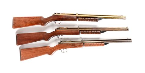 Air Rifle Benjamin Franklin And Beeman Biathlon Air Rifle