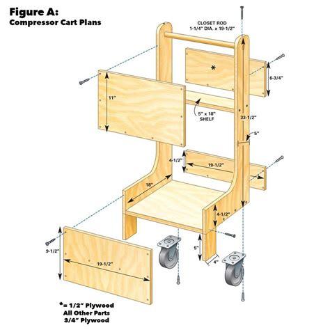 Air-Compressor-Cart-Plans-Free