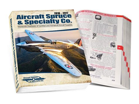 Aircraft Spruce From Aircraft Spruce - Pilot Supplies And .