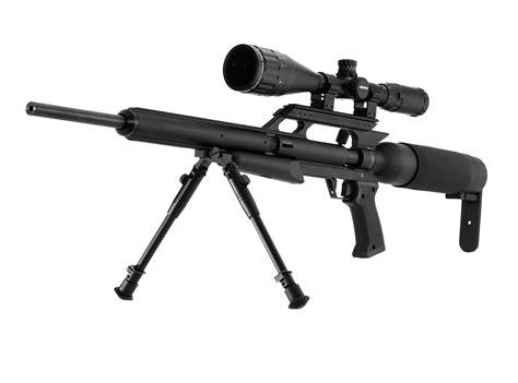 Airforce Condor Air Rifle With Acid Tactical Ar15 Grip And Ar6k Air Rifle