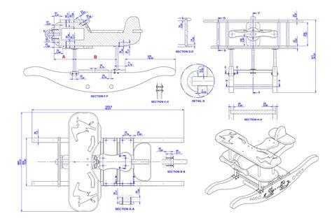 Airplane-Rocking-Chair-Plans