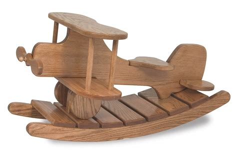 Airplane-Rocking-Horse-Plans