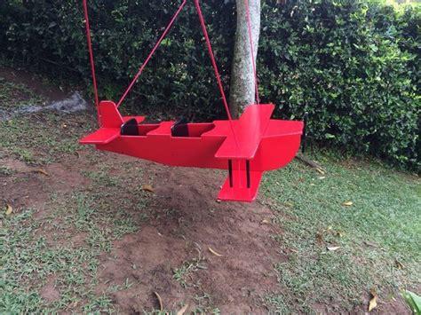 Airplane-Swing-Plans