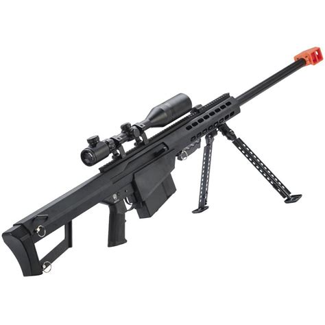 Airsofgt Sniper Rifle And Airsoft Sniper Rifle With Scope