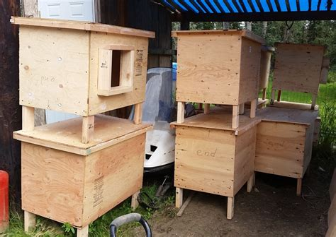 Alaska-Dog-House-Plans