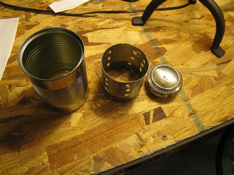 Alcohol Stove Stand DIY
