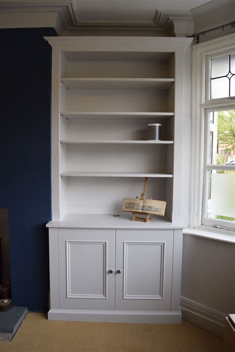 Alcove Cabinets With Drawers