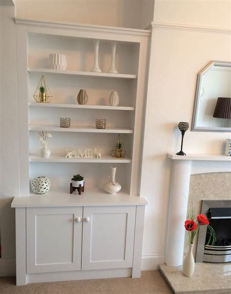 Alcove Cupboards Diy Network