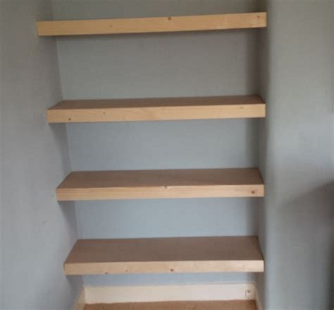 Alcove Shelving Kit