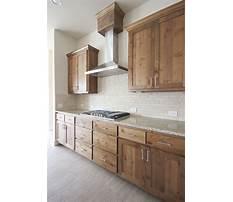 Best Alder wood cabinet finishes