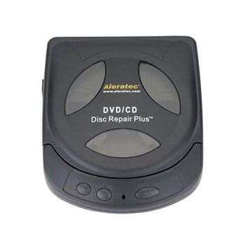 Aleratec DVD/CD Disc Repair Plus