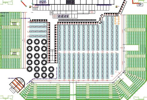 Alexandra-Palace-Darts-Table-Plan