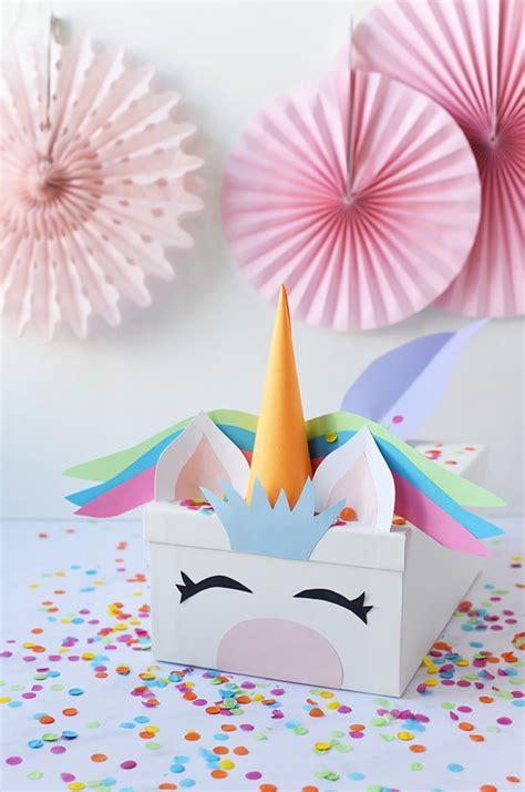 Alice-And-Lois-Diy-Unicorn-Valentines-Card-Box