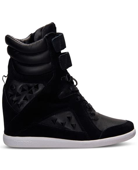 Alicia Keys Reebok Wedge Sneakers