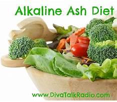 Best Alkaline ash diet foods