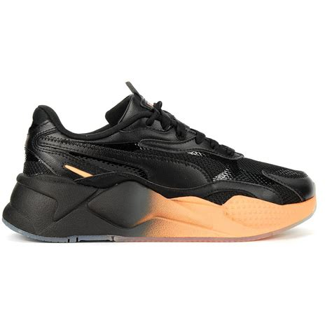 All Black Puma Sneakers Women