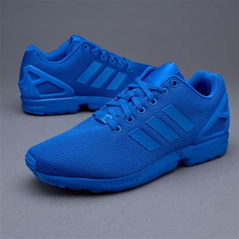 All Blue Sneakers Adidas