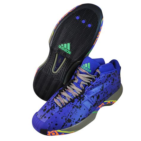 All Purple Adidas Sneakers