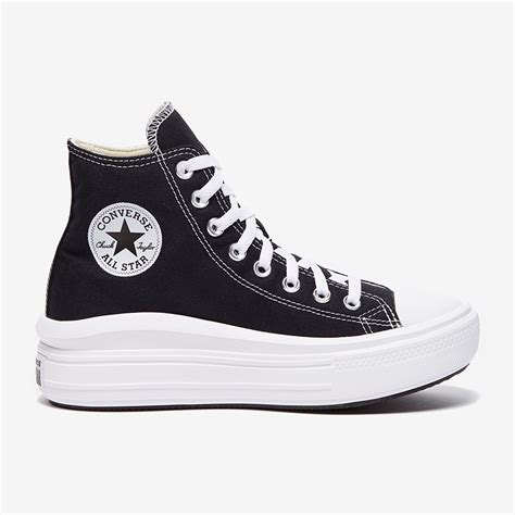 All Star Converse Platform Sneakers
