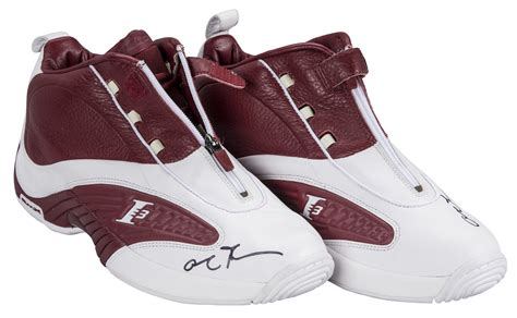 Allen Iverson Reebok Sneakers For Sale