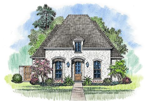 Alley Garage House Plans