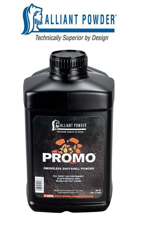Alliant Powder - Promo - Shotshell Powder - Londero Sports