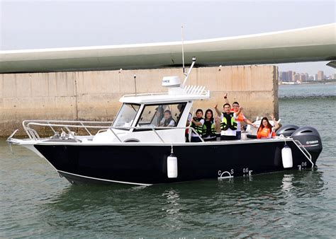 Alloy Fishing Boat Plans