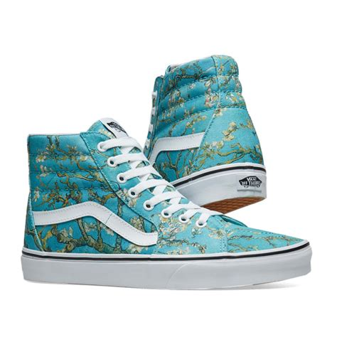 Almond Blossom Vans Sneakers
