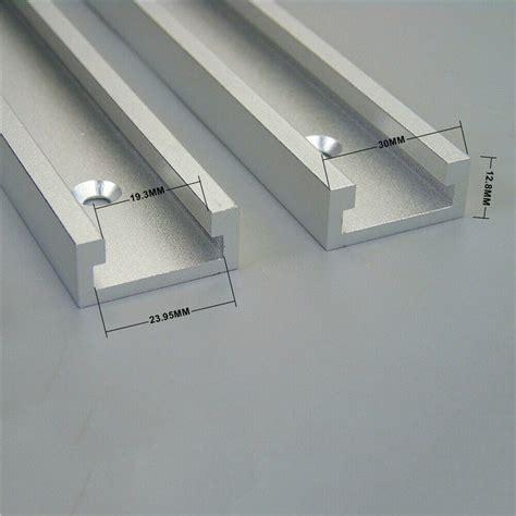 Aluminium-T-Track-Woodwork-General