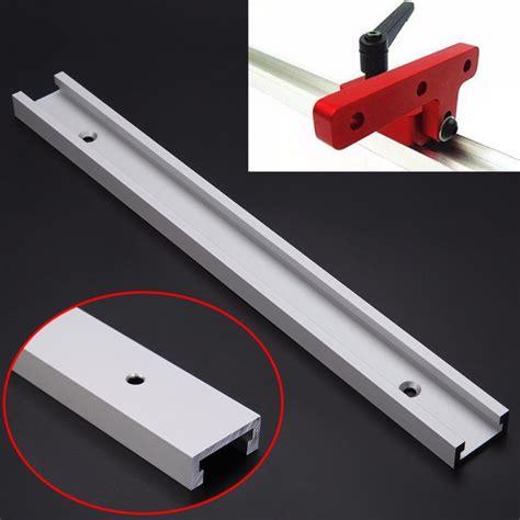Aluminium-T-Track-Woodworking