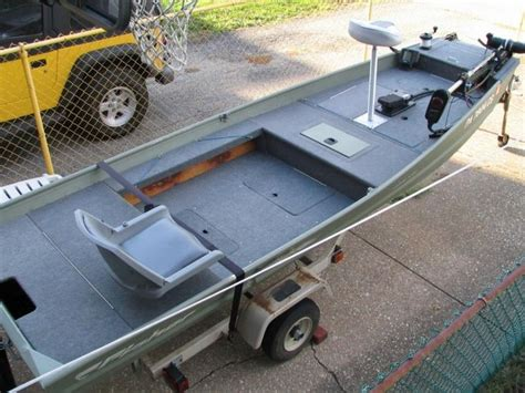 Aluminum Boat Modification Plans High